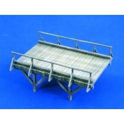 Wooden Bridge Section