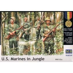 U.S. Marines in Jungle