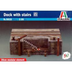 Dock with Stairs