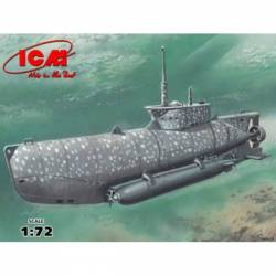 U-Boat Type XXVIIB Seehund (early)