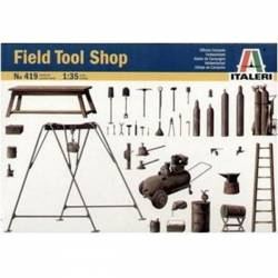 Field Tools Shop WWII