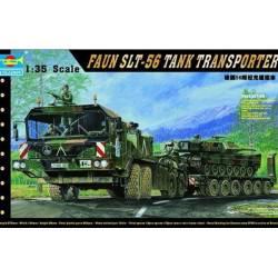 Faun Elephant SLT-56 Tank transporter