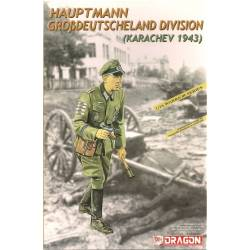 Hauptmann, Grossdeutscheland DIVISION (Karachev 1943)