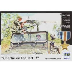 Charlie on the left!!! Vietnam war