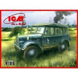 le.gl.Einheits-Pkw (Kfz.1) - WWII German Personnel Car