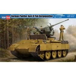 German Panther ausf.D Flak Bergepanther