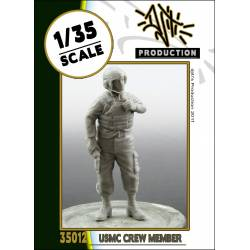 USMC Crew member
