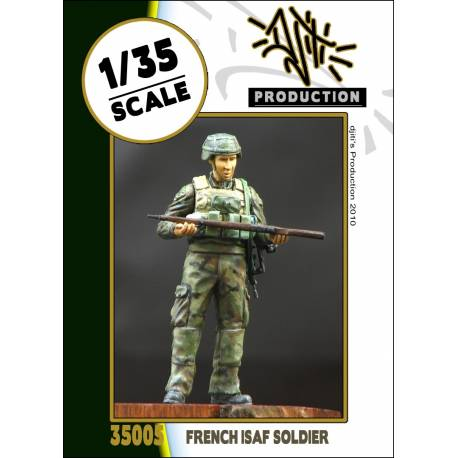 French ISAF Soldier
