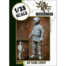 US modern Tank Crew