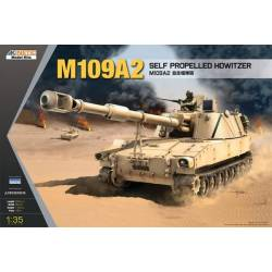 M109A2 Self Propelled Howitzer
