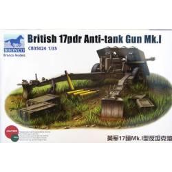 British 17pdr Anti-Tank Gun Mk.I