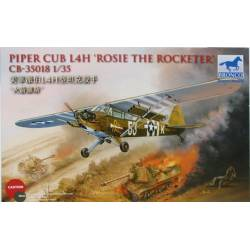 "Piper Cub L4H ""ROSIE THE ROCKETER"""