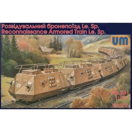 Train Blinde Allemand Le Sp 2e 1 72 232 Me Maquette Char Promo