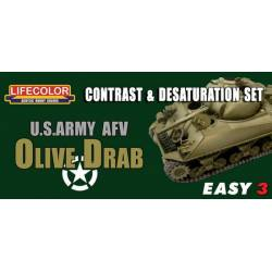 Easy 3 US Army Olive Drab