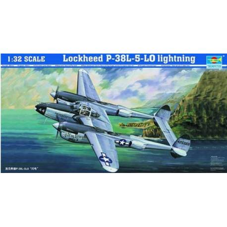 LOCKHEED P-38F 5B/C ST EXUPERY FAFL
