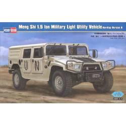 Meng Shi 1.5 ton Military Light Utility Vehicle Hard Top Version A