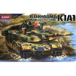 K1A1 ROK ARMY MAIN BATTLE TANK