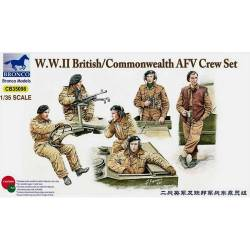 WWII British/Commonwealth AFV Crew Set
