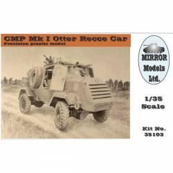 MKI Otter Light Reconnaissance Car